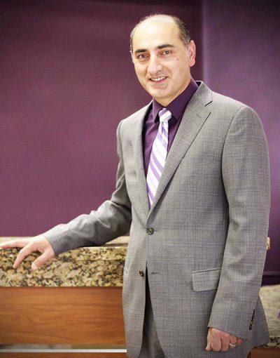 Gastroenterologist - Dr. Ramin Raoufi
